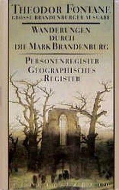 Wanderungen durch die Mark Brandenburg 8 - Fontane, Theodor