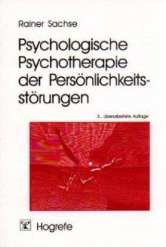 Psychologische Psychotherapie der Persönlichkei...