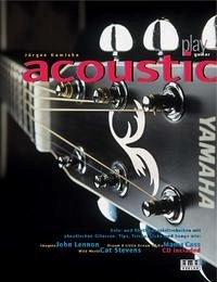 Play Acoustic Guitar, m. CD-Audio