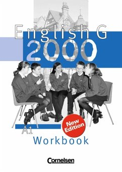 English G 2000. Ausgabe A 1. Workbook. New edition Bd.1
