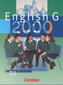 English G 2000. Ausgabe D 1 Bd.1