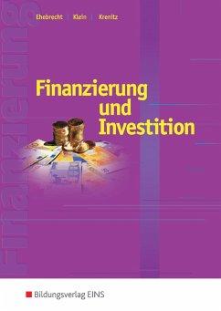 Finanzierung und Investition. Schülerband