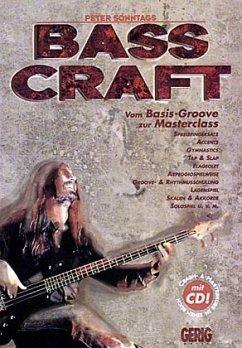 Bass Craft. Inkl. CD - Sonntag, Peter