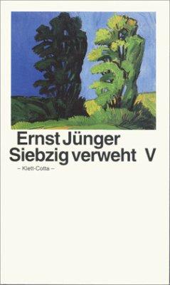 Siebzig verweht - Jünger, Ernst