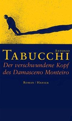 Der verschwundene Kopf des Damasceno Monteiro - Tabucchi, Antonio