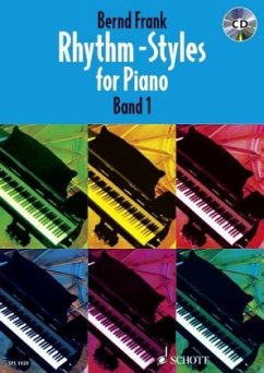 Rhythm-Styles for Piano, m. Audio-CD