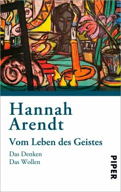 Vom Leben des Geistes - Arendt, Hannah