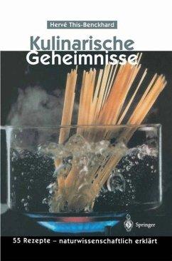 Kulinarische Geheimnisse - This-Benckhard, Hervé