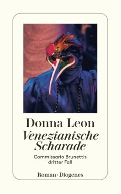 Venezianische Scharade / Commissario Brunetti Bd.3 - Leon, Donna