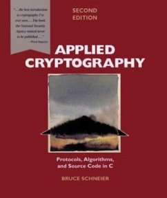 Applied Cryptography - Schneier, Bruce
