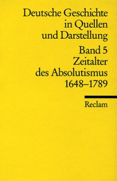 Deutsche Geschichte 5 in Quellen und Darstellungen