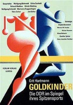Goldkinder - Hartmann, Grit