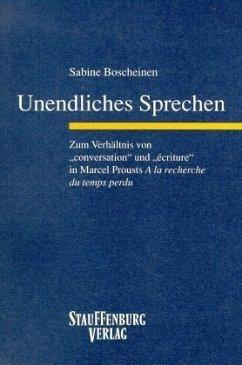 Unendliches Sprechen - Boscheinen, Sabine