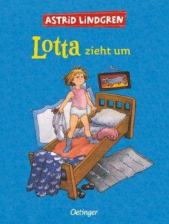 Lotta zieht um - Lindgren, Astrid