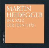 Der Satz der Identität, 1 Audio-CD