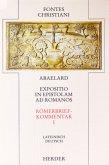 Römerbriefkommentar\Expositio in epistolam ad Romanos / Fontes Christiani, 2. Folge Bd.26/1, Tl.1