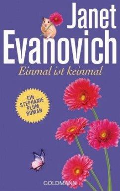 Einmal ist keinmal / Stephanie Plum Bd.1 - Evanovich, Janet