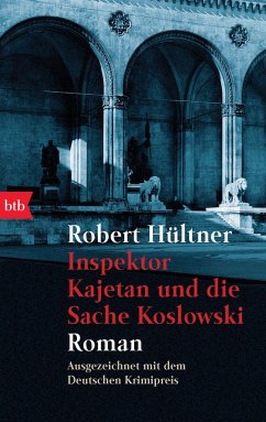 Inspektor Kajetan und die Sache Koslowski / Inspektor Kajetan Bd.2