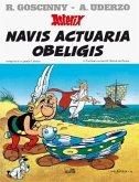 Navis actuaria Obeligis; Obelix auf Kreuzfahrt / Asterix Latein Bd.21