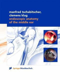 Endoscopic Anatomy of the Middle Ear - Tschabitscher, Manfred;Klug, Clemens