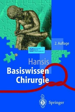 Basiswissen Chirurgie - Hansis, Martin L.