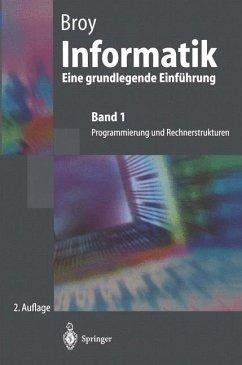 Informatik Eine grundlegende Einführung / Infor...