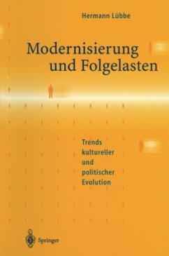 Modernisierung und Folgelasten - Lübbe, Hermann