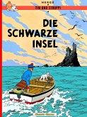 Die schwarze Insel / Tim und Struppi Bd.6