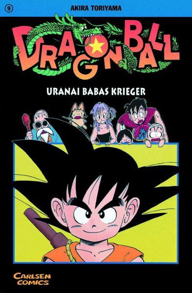 Uranai Babas Krieger / Dragon Ball Bd.9 - Toriyama, Akira