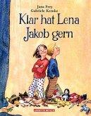 Klar hat Lena Jakob gern