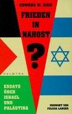 Frieden in Nahost?