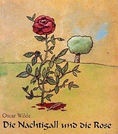 Die Nachtigall und die Rose - Wilde, Oscar
