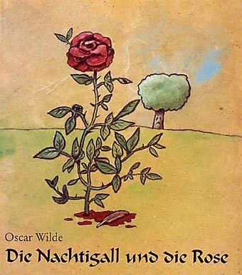 Die Nachtigall und die Rose von Oscar Wilde - Buch - bücher.de