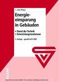 Energieeinsparung in Gebäuden