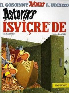 Asteriks Isvicrede - Uderzo, Albert