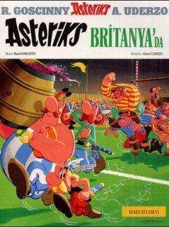 Asteriks Britanyada - Uderzo, Albert