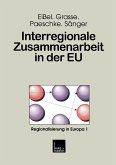 Interregionale Zusammenarbeit in der EU