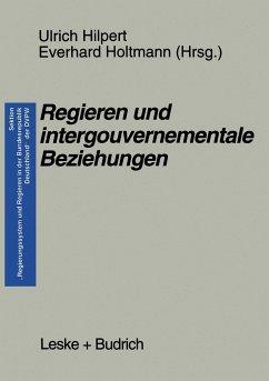 Regieren und intergouvernementale Beziehungen