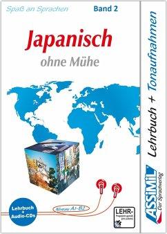 Assimil. Japanisch ohne Mühe 2. Multimedia-Classic. Lehrbuch und 4 Audio-CDs - Garnier, Catherine; Toshiko, Mori
