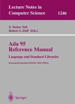 Ada 95 Reference Manual: Language and Standard Libraries - Taft, Tucker S. / Duff, Robert A. (Hgg.)