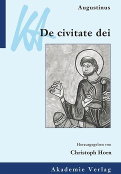 De civitate Dei - Augustinus, Aurelius