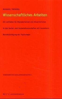 Seitenzahl dissertationen