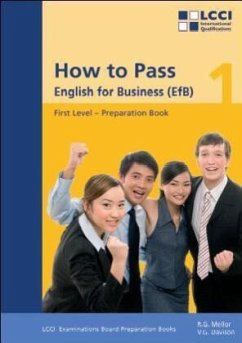 How to Pass. English for Business (EfB). First Level