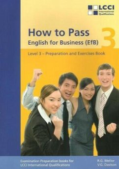 How to Pass. English for Business. Third Level - Mellor, Robert G.; Davison, Vicky G.