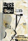 Bass Bible, deutschsprachige Ausgabe, m. 2 Audio-CDs