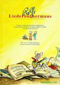 Rolfs Liederbüchermaus - Zuckowski, Rolf