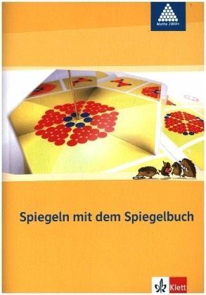 spiegeln mit dem spiegelbuch von gerhard n m ller erich chr wittmann schulbuch. Black Bedroom Furniture Sets. Home Design Ideas