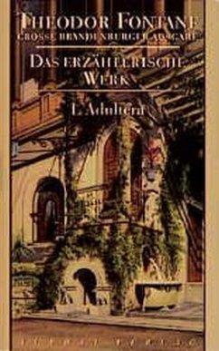 Das erzählerische Werk 04. L' Adultera - Fontane, Theodor