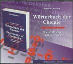 Wörterbuch der Chemie. Deutsch - Englisch / English - German. CD-ROM für Windows 3.11/95