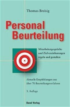 Personalbeurteilung - Breisig, Thomas